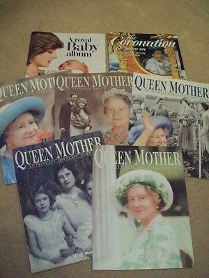 Royal Family / Queen Mother Supplements