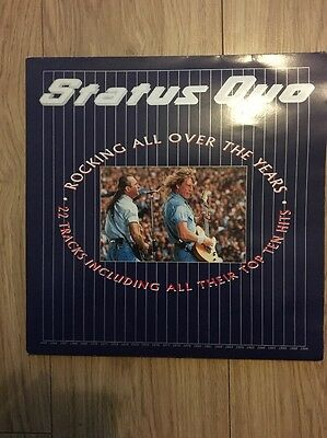Status Quo ‎– Rocking All Over The Years,  Vinyl, 2 x LP