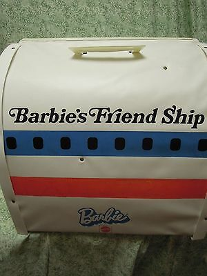 "Barbie doll: ""Barbie Friendship Plane'' -; 1971 Mattel  LC-460"