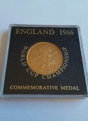 World cup 1966, commemorative medal