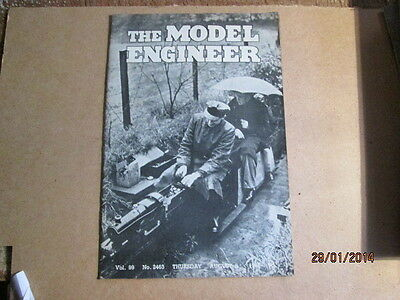 Vintage Model Engineering Magazine From 05/08 /1948