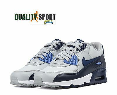 df0c3dbebe SCARPE NIKE AIR Max 90 Leather Limited Ragazzo Donna Sneakers ...