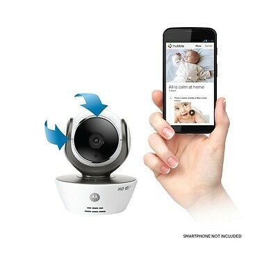 BrandNew Motorola mbp85 connect Wireless Baby Monitor