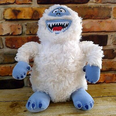 Rudolph the Red Nose Reindeer Abominable Snowman Yeti 50 Years Plush