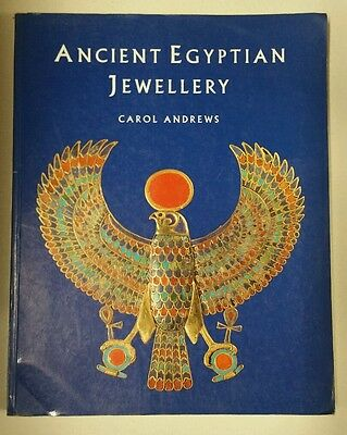Ancient Egyptian Jewelry by Carol Andrews (1990, Paperback)