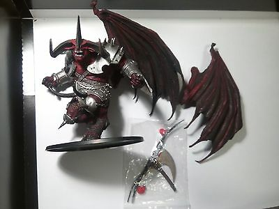 Mierce Miniatures Krull, Servile Lord Warhammer Daemon Prince Bloodthirster