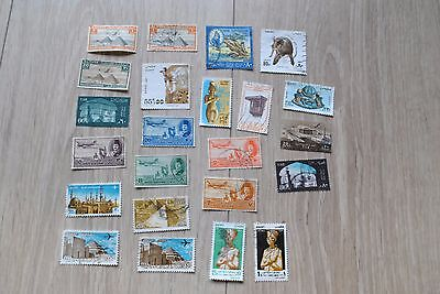Timbre Egypte Poste Aerienne