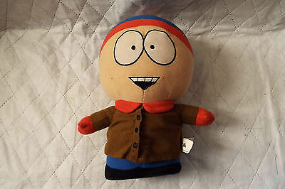 """Vintage with Tag 2008 Comedy Central's South Park Plush Doll """"Stan Marsh"""" 11"""""""
