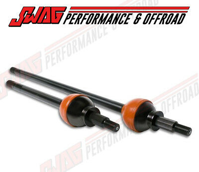 RCV PERFORMANCE - Ultimate Dana 44 CV Axle Set - 07+ Jeep Wrangler Rubicon ONLY