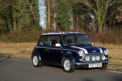 Rover Mini Cooper Sport 1997 fully restored, superb, first to see will buy.