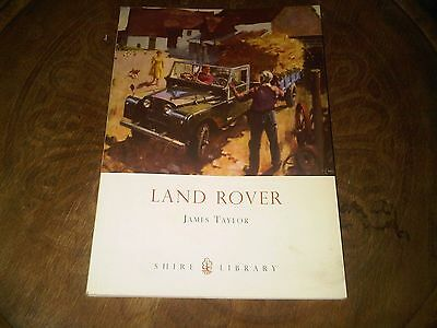 Land Rover James Taylor Shire Library History Guide
