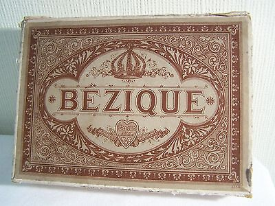 Vintage Goodall's Bezique game (1897 -1921)