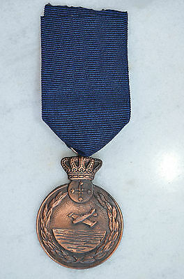 Greece - Convoy Escort and Armed Reconnaissance (greek) medal (museum copy)