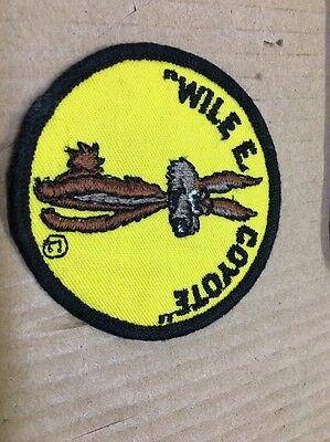 Vintage Wile E Coyote Patch