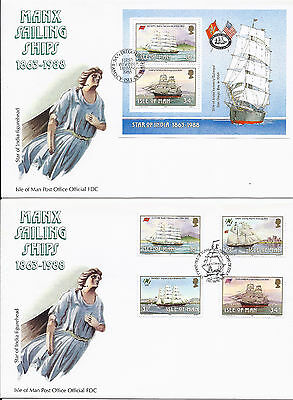 FDCs & Covers, Isle of Man, 14 in Lot, VGC, PRICE REDUCED