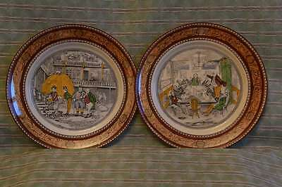 Two Adams plates Pickwick papers