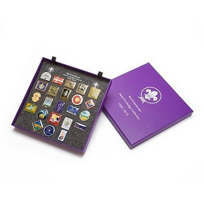 World Scout Jamboree Pin Badge Collection