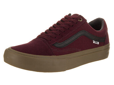 Vans Men Old Skool Pro Skate Shoe