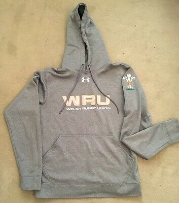 Wales RFU Training Hoody (Small)