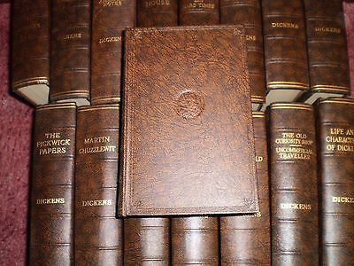 The works of Charles Dickens  Odhams press 16 books.