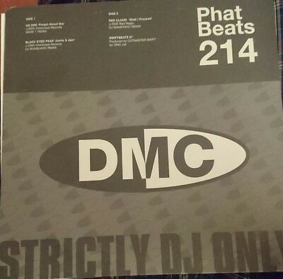 DMC Phat Beats 214 DR DRE 'Forgot About Dre' BLACK EYED PEAS 'Joints & Jam'