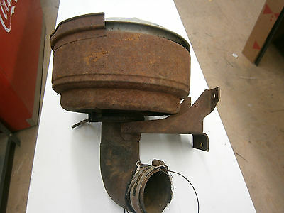 1948-52 Ford Coe Cab Over Engine C O E Truck 6Cyl Oil Bath Air Cleaner
