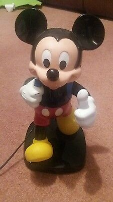 Mickey Mouse 1980's Novelty Phone Collectable Retro