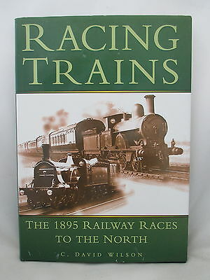 Racing Trains. 1895 Railway Races To The North