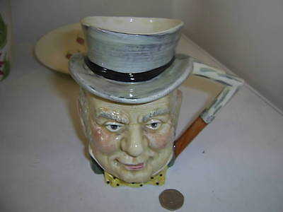 Lancaster and Sandland ltd John Bull toby jug