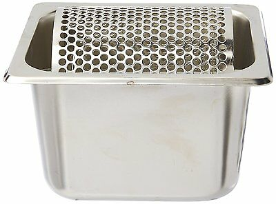 Update International BR-164 Stainless Steel Butter Roller New