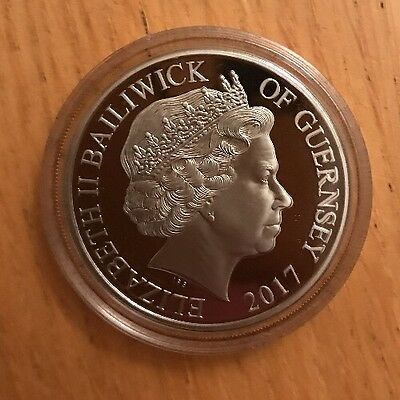 Sapphire Jubilee PROOF £5 Coin
