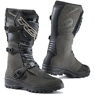 Tcx Track Evo Waterproof Touring/adventure Boots.grey. Brand New In Box. $220.00