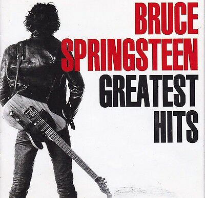 BRUCE SPRINGSTEEN Greatest Hits CD