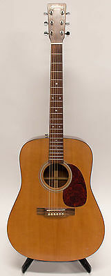 1999 Martin D-1 Acoustic Electric Guitar Dreadnought - Natural with Hard Case