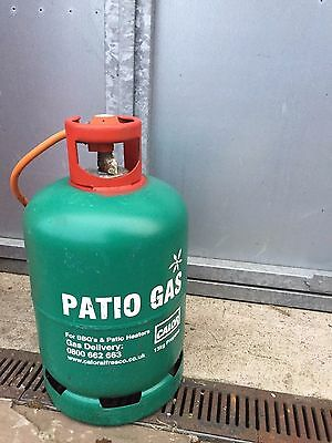 13kg Calor Patio Gas Empty Bottle  Complete with Regulator