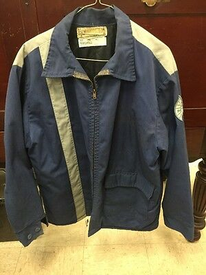Original Vintage PAN AM Pan American Airlines Work Wear Shirt/jacket