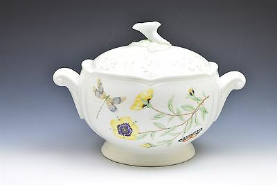 Lenox Butterfly Meadow Covered Casserole Dish