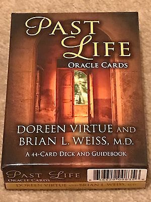 Past Life Oracle Cards By Doreen Virtue