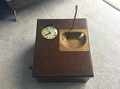Gledhill Clocking In Machine - Vintage - 1940'S