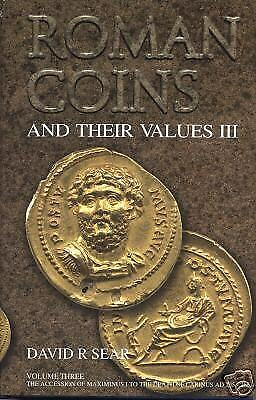 roman coins and there values vol 1  2 and 3