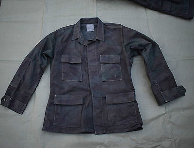 Grade2 - Over Dyed US Military - Enemy/OPFOR Camo Jacket #B