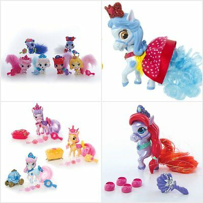 Disney Princess Palace Pets Furry Tail Friends Primp & Pamper Ponies Assortment