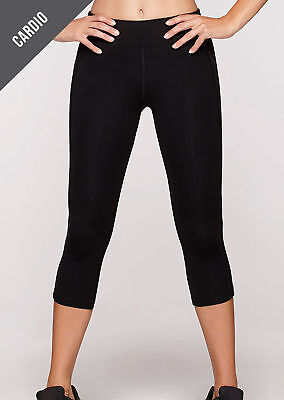 NEW Womens Lorna Jane Activewear   Ultimate Support 7/8 Tight