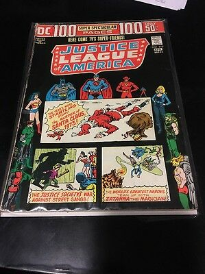Justice League of America #110 (Mar-Apr 1974, DC) 100 Page Spectacular $10 BIN