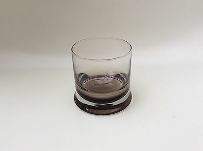 Caithness Morven Whisky Glass Peat Colour Designed By Domnhall O'Broin 1964