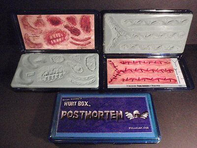 Titanic FX - Brian Kinney's Postmortem Dbl Sided Hurtbox - Prosthetic Mold Kit