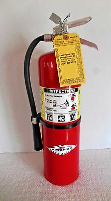 AMEREX Model B456 Fire Extinguisher 10 lb. Capacity ABC Dry Chemical