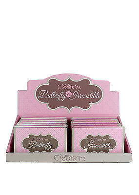 Beauty Creations Butterfly / Irresistible Eyeshadow Palette 15 Colors in 1 Kit