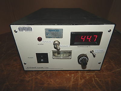 Amherst Scientific 7600 Thermoelectric Power Supply/Controller