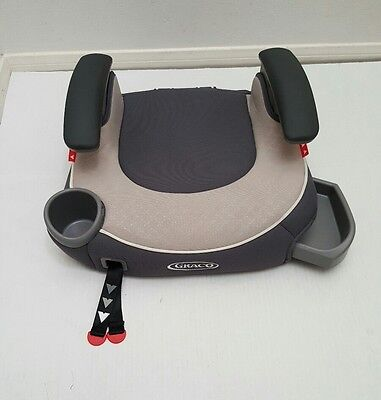Graco Affix Backless Booster Seat Davenport With Latch System Model 1859001